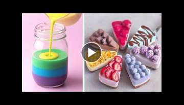 20 Genius Cake Decorating Hacks To Impress Your Friends | So Yummy Cake Decorating Ideas | #5