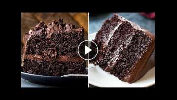 DIY and Easy Chocolate Cake 2020 | Amazing Chocolate Cakes Decorating Ideas Video | Cake Style 20...
