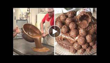 10+ So Yummy Chocolate Cakes Decorating Ideas | Yummy Chocolate Cake Recipe | Top Yummy Cake