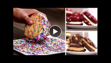 Yummy Cookie Recipes | Learn How to Bake | Chocolate Chip Cookies & More Fun Food Ideas by So...