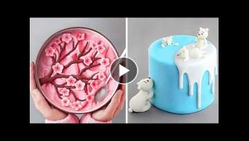 Best of April | 10+ Beautiful Cake Decorating Ideas For Party | How to Decorate a Pretty Cake