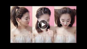 26 Braided Back To School HEATLESS Hairstyles! ???? Best Hairstyles for Girls #52