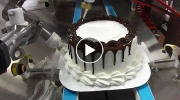 How to Make Cakes in a Factory