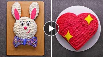 Cake Decorating and Cake Design Ideas | Cake Hacks | Dessert Recipes in Hindi | Mithai SoYummy In...