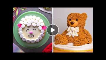 Top 23 Birthday Cake Decorating Ideas | Homemade Easy Cake Design Ideas | So Yummy