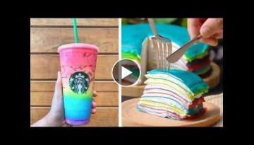 How To Make Colorful Cake Decorating Ideas | So Yummy Cake Hacks | Easy Cake Decorating Recipes