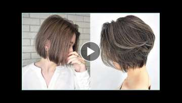 14 Amazing Short Haircut for Women ????Professional Haircut #47