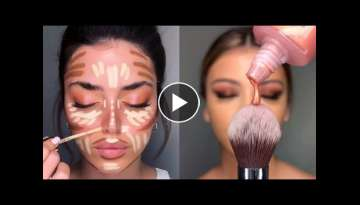 Best Makeup Transformations 2020 | New Makeup Tutorials Compilation