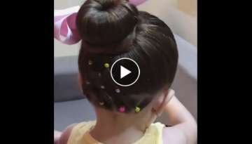 MetDaan Cute Hairstyles For Little Girls ???? Via