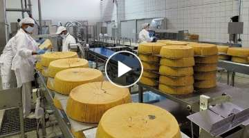 Amazing Cake Automated Processing Machines in Factory - Ice Cream Cake, Cheese Cake & Chocolate C...