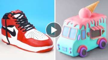 15 Cute Cake Decorating Design Ideas For Party | Indulgent Chocolate Cake Recipes You'll Love