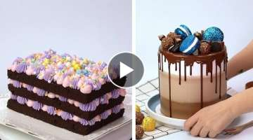 10+ Indulgent Chocolate Cake Recipes You'll Love | Delicious Chocolate Cake Hacks Ideas