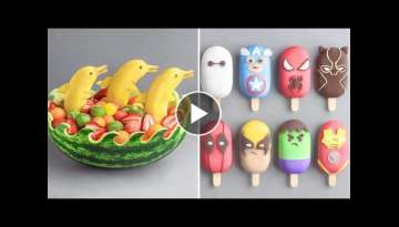 How To Make Jelly | Most Beautiful Jelly Decorating Ideas | Amazing Cake Decorating Tutorials