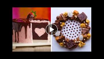 How to Make Chocolate Desserts! | Baking Recipes and Hacks by So Yummy