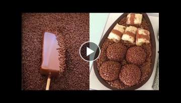 How To Make Chocolate Cake Decorating Videos Compilation | Amazing Cakes Step by Step Tutorials
