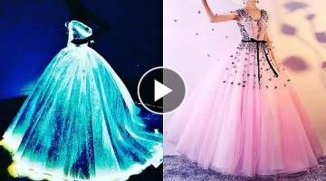 The most Beautiful Dresses in the world 2018!!! Fashion Fashionista