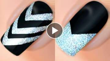 Basic Lines Nails 2019 ???????? The Best Nail Art Designs Compilation #225