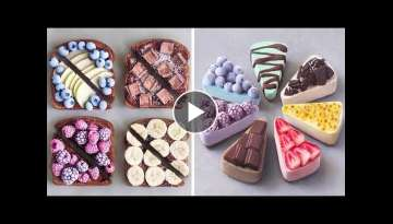 Creative Chocolate Cake Decorating Ideas At Home | Yummy Chocolate Cake Recipes