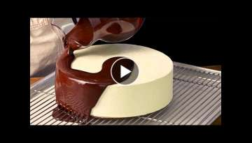 LAS MEJORES DECORACIONES DE PASTELES ???? AMAZING CAKES COMPILATION, Video satisfactorio de postr...