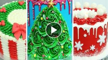 Amazing Christmas Cake Decorating Ideas by Cakes StepbyStep