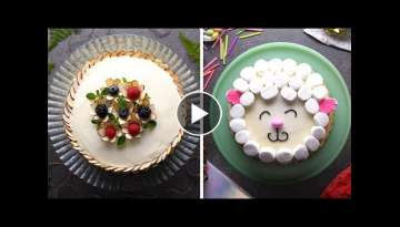 Quick and Easy Cake Decoration Ideas for Any Occasion! Desserts by So Yummy