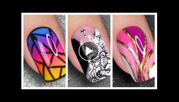 Nail Art Designs 2020 | New Nails Art Compilation