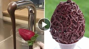 Top 10 Awesome Chocolate Cake Recipe Ideas | Best Satisfying Chocolate Cake Decorating Compilatio...