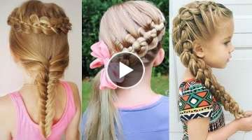 10 Lovely Kid's Hairstyles ❀ Trendy Hairstyles For Kids