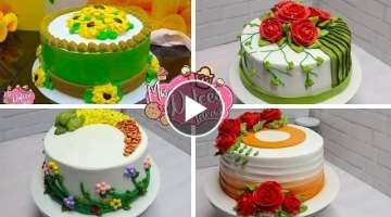 Decorando pasteles y tortas ideas creativas cake decorating Compilation Decoracao de Bolo