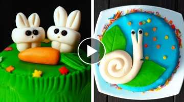26 FUN AND CUTE CAKES EVERY KID WILL LOVE