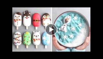 Christmas Tree Cake Decorating Hacks ❄️ Most Beautiful Cake Recipes At Home | Beyond Tasty Ca...