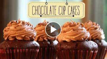 Chocolate Cupcake | Christmas Special Cake Recipe | Beat Batter Bake With Priyanka