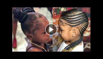 Amazing Hairstyles for Kids Compilation - Braids, Ponytails & Twists Ideas 2018