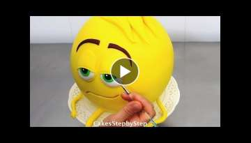 EMOJI CAKE How To Make by Cakes StepbyStep