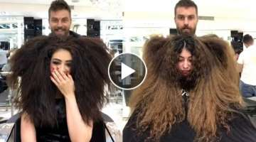 Transformaciones de Cabello | Amazing Hair Transformations 2018