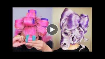 New Hairstyles Tutorials Compilation 2018 ✔