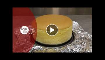 Japanese Cheese Cake (remake)