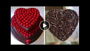 DIY Valentine's Day Treats | 10+ Awesome DIY Valentines Day Cake Recipes | Heart Cake