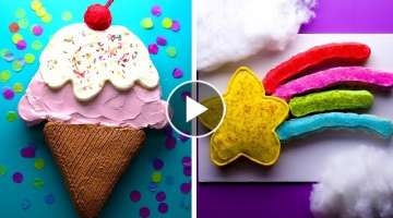 Party On! 9 Pull Apart Cupcake Cakes! | Cakes and Dessert Recipes by So Yummy