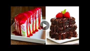 10 Yummy Cake Ideas That Will Have You Breaking All Your Diet Plans!! Amazing Desserts by So Yumm...