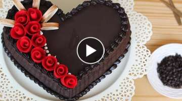 Amazing Heart Cake Decorating ???? Heart Cake Decorating Ideas 2018 ???? Cake Style ???? Cake Dec...