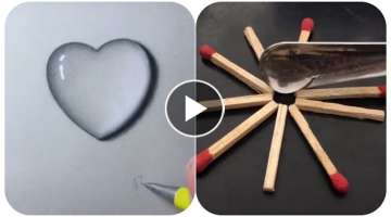 Creative Art Videos | Best Art Video Compilation | Make Your Day - Let's Explore #14