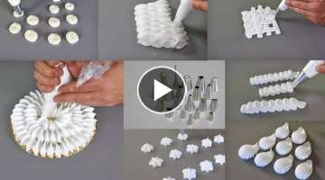 Como utlilizar las boquillas esenciales en pastelería. How to use the essential nozzles for past...