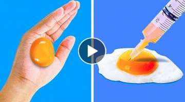 DELICIOUS EGGS HACKS THAT WILL COME IN HANDY || Eggs Hacks by 5-Minute Recipes