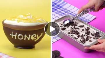 How To Make Chocolate Cake Decorating Ideas | Best Video Chocolate Cake Decorating Tutorial