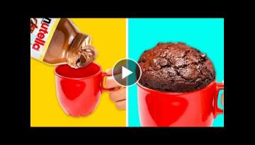 YUMMY DESSERT RECIPES FOR TRUE SWEET TOOTH by 5-Minute Recipes!