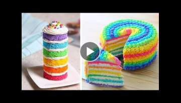 20 Genius Cake Decorating Hacks To Impress Your Friends | So Yummy Cake Decorating Ideas | #4