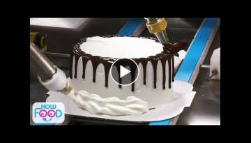 Slurpy Cake Making Machines | HowFood Episode 2