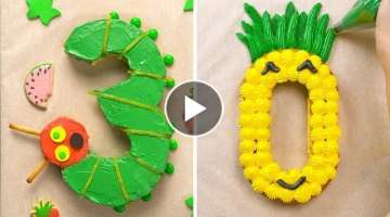 Fun and Creative Cake Decorating Ideas | Easy Dessert Recipe | Most Satisfying Chocolate Cake Vid...