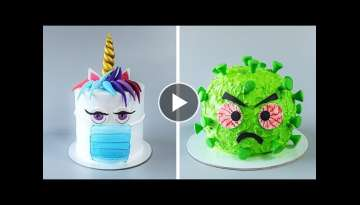 Amazing Cake Decorating Ideas | 10 Beautiful Cake Decorating Tutorials by Yummy Cake